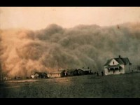Going to School During the Dust Bowl
