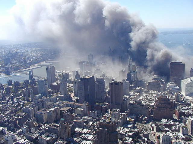 Source: 9/11 Photos, Flickr.