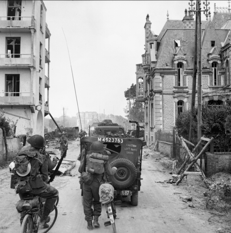 d day june 6 1944 the normandy france invasion Allied planning for a massive invasion of german-held france had got underway as  then the major d-day landings began in the early morning of 6 june.