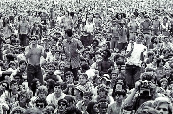 United States. Bethel. 1969 Woodstock Festival.