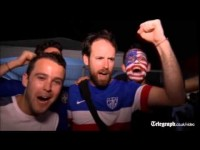 [Blog Post] U.S. Fans Finally Celebrate Against Ghana