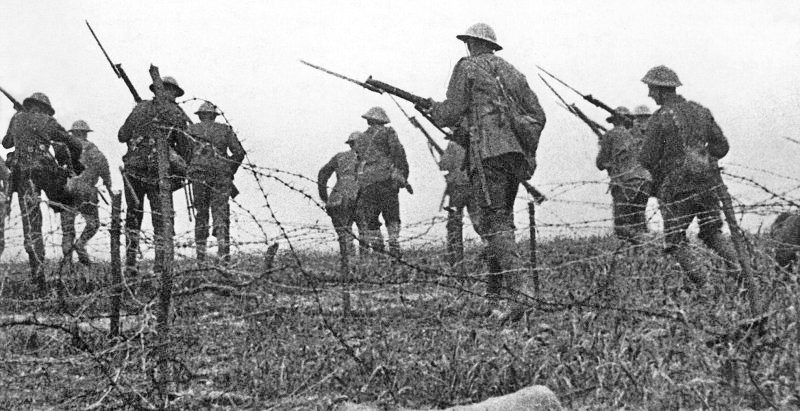 WW1: Why was the first day of the Somme such a disaster?