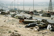 1024px-Demolished_vehicles_line_Highway_80_on_18_Apr_1991