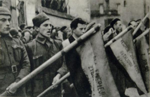 Dabrowszczacy_przysiegaja_wiernosc_sprawie_Republiki