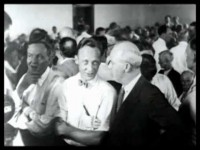 Footage from the Scopes Monkey Trial