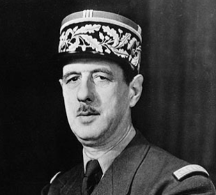 Charles de Gaulle. (1942). Source: Library of Congress.