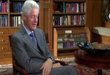 Bill Clinton on How He Met Hillary Clinton