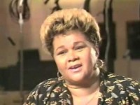 Etta James on Her Jazz Idols Like Billie Holiday