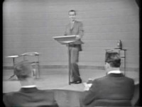 Televised Presidential Debate Between JFK & Nixon