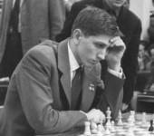 Schacholympiade: Tal (UdSSR) gegen Fischer (USA)