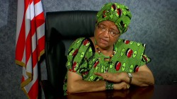Ellen Johnson Sirleaf On Women in Liberia