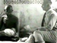 Mahatma Gandhi's First Television Interview