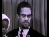 Malcolm X On The Assassination of Patrice Lumumba