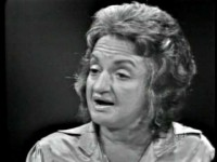 Betty Friedan On The Masculine Mystique