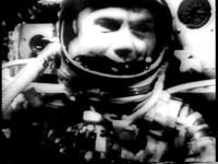 John Glenn Becomes First American To Orbit Earth
