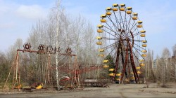 Chernobyl Nuclear Plant Disaster Liquidation