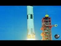 Apollo 12 Hit By Lightning