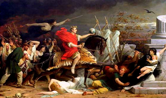 the rise and fall of gaius julius caesar Watch ancient rome the rise and fall of an empire 1 - caesar by encyclopedia galactica on dailymotion here.