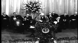Winston Churchill Iron Curtain Speech