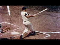 Ted Williams final at Bat