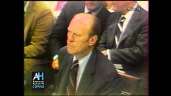 President Ford Explains his Pardon to Congress